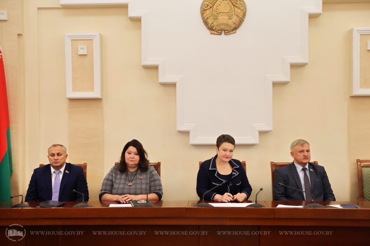 "Конференция ""Молодежь - за Союзное государство""  в Витебске 16.07.2021"